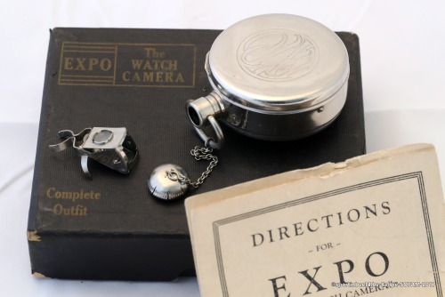 EXPO watch camera