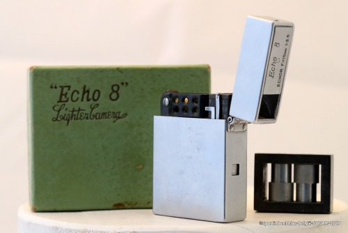Echo 8 Lighter-Camera